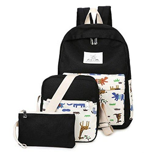 tiezy-leinwand-rucksack-daypack-kurzrucksack-frauen-tagesrucksack-gewebe-schulter-buch-tasche-ranzen