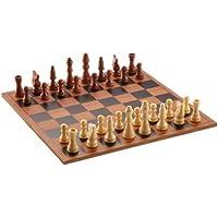 Philos 2709 - Set scacchi, re alto 50 mm, caselle