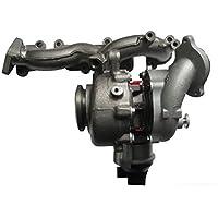 GOWE BV43 K03 Cargador de Turbo 03l253056 a 53039880139 53039880132 53039880205 Turbocompresor para VW Passat B6