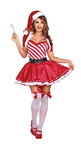 Erwachsene Anzug Weihnachtsmann Für Samt Kostüm - SDLRYF Weihnachtsmann Kostüm Weihnachten Kostüm Erwachsenen Weiblichen Cos-Ball Rot Gold Samt Weihnachtsmann Kleidung Kostüme