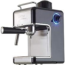 Cooks Professional Máquina de café con Leche Espumador Espresso Cappuccino Latte 3.5 Bar Tradicional Italiano Estilo