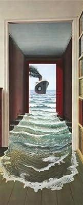 1art1 40538 Wasser - Das Geheimnis Fototapete Poster-Tapete (200 x 86 cm) von 1art1 - TapetenShop