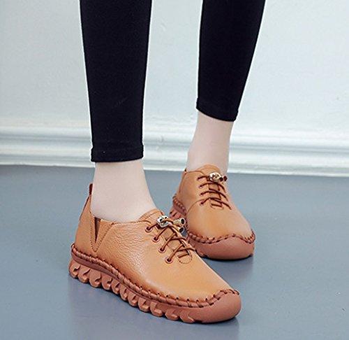 XTIAN - Pantofole Donna Marrone
