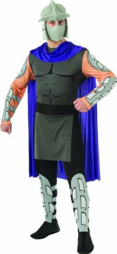 Shredder Kostüm für Erwachsene aus Ninja Turtles (Turtles Kostüm Ninja Shredder)