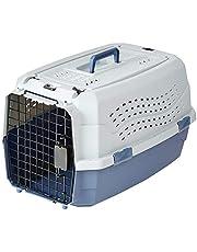 AmazonBasics Two Door Top Load Pet Kennel