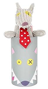 Déglingos - Simply Bigbos el lobo, juguete blando (33100)