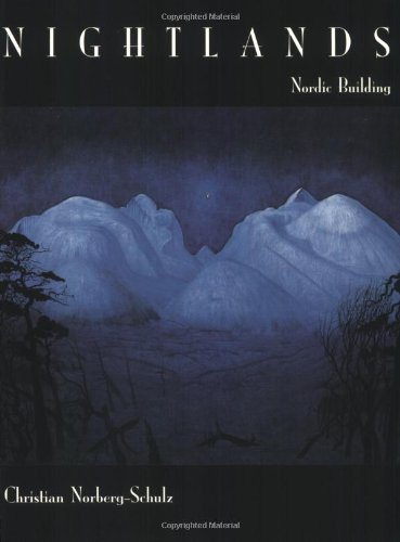 Nightlands – Nordic Building (Paper) par Christian Norberg-schulz