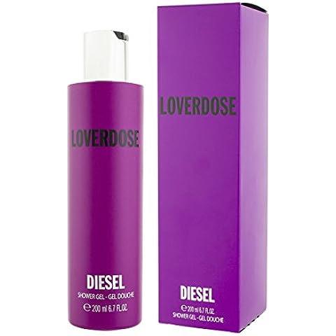 Diesel Loverdose doccia gel 200ml