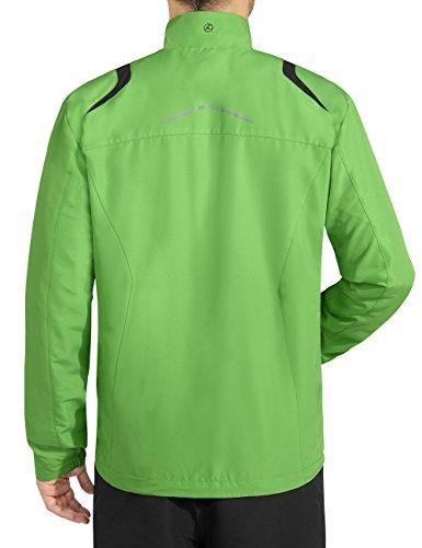 Rono, Giacca da allenamento Uomo Verde (Classic Green)