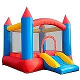Riscko Castillo Hinchable Infantil de 290 x 235 x 200 cm Modelo CH19