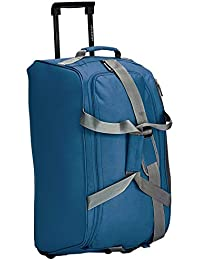 Aristocrat Volt Nxt Polyester 63 cms Blue Travel Duffle (DFTVON65ETBL)