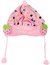 23d116f37b0 Baby Grow New Baby Hat Autumn Winter Baby Warm Sleep Cotton Toddler Cap  Kids Newborn 0