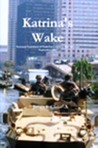 Katrina's Wake (English Edition) - Lav Guard