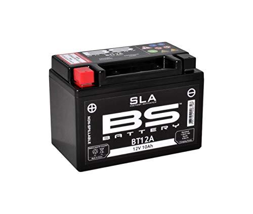SUZUKI 650SV/GLADIUS/1250Bandit/GSX FA/400burgman-batterie BS SLA bt12a-321073