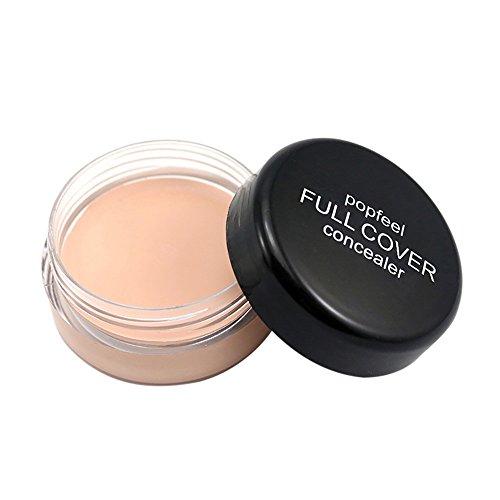 DEELIN Popfeel Face Makeup Concealer Foundation Palette Cremig Feuchtigkeitsspendend