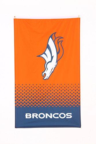 NFL TEAM FADE FLAG (Denver Broncos)