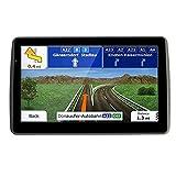 SODIAL 7 Zoll Auto GPS Navigator Kapazitiver Schirm 8G 256Mb Mp3 / Mp4 Sprach Fahr Navigation Europa Karte