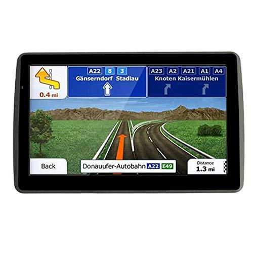 SODIAL 7 Zoll Auto GPS Navigator Kapazitiver Schirm 8G 256Mb Mp3 / Mp4 Sprach Fahr Navigation Europa Karte - Auto-navigator