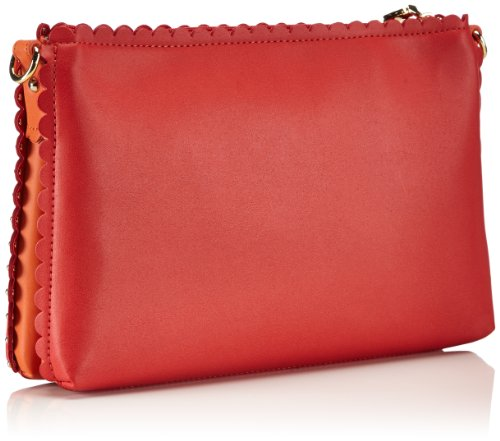 blugirl handbags Baguette bag, Baguette donna Rosso (Rosso (rosso))