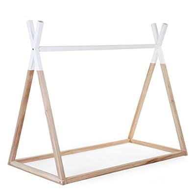 Estructura Tipi de madera - tamaño cuna 70*140