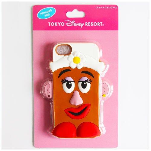 Toy Story Mrs. Potato Head iPhone case iPhone5 [Tokyo DisneySea-limited] (japan - Head-zubehör Potato Mrs
