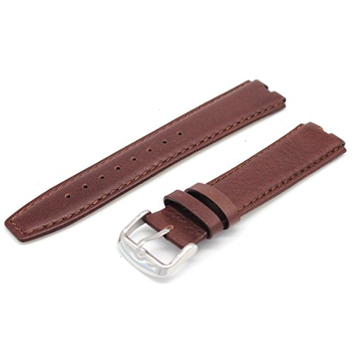 fiimi-genuine-leather-watch-band-strap-watchband-for-pebble-steel-2-22mm-lugs-genuine-leather-brown