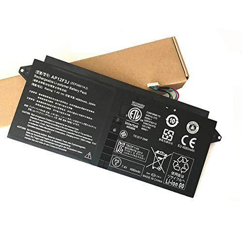 GreatCell 7.4V 4680mAh 35Wh AP12F3J PC Portatile Batteria di Ricambio Compatibile con Acer Aspire S7 Ultrabook S7-191-53314G12ass S7-391-53314G12aws