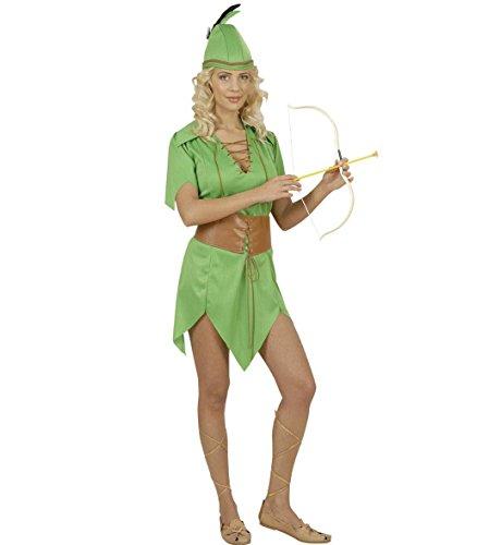 WIDMANN Kostüm Prinzessin der Diebe, Größe M (Prinzessin Der Diebe Kostüm)