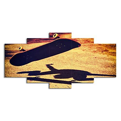 WLGOOD-Bild 200x100 cm / 78.8