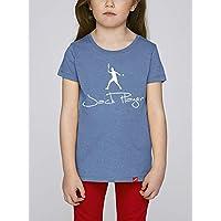 Jack Player Sports Blended T-Shirt Fashionshirt (Girls) Tennis