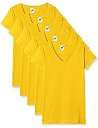 5c5d3a1223e1 Suchergebnis auf Amazon.de für  Gelb - T-Shirts   Tops, T-Shirts ...