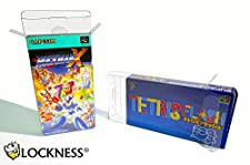 25x housse de protection pour Super Famicom Emballage d'origine JAP Nintendo SFC Box Protector 0.3 mm cristal clair