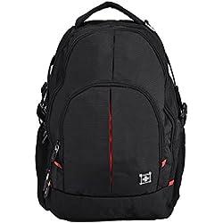 XY Life Laptop Rucksäcke Daypack Schulrucksack Backpack Multifunktion Leichter, für Herren Männer Schul Outdoor Wandern Reisen, 30L,15 Zoll, Schwarz
