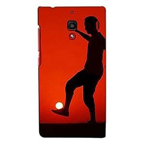 Bluethroat a shadow pic at sunset Back Case Cover for Xiaomi Redmi 1S :: Xiaomi Hongmi 1S