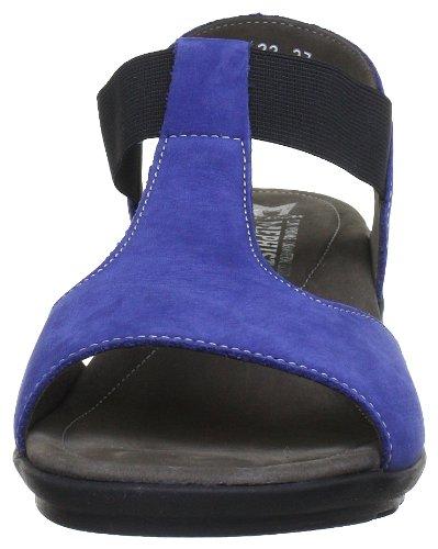Mephisto PETREA BUCKSOFT 6915 ELECTRIC BLUE P5107279 Damen Sandalen Blau (ELECTRIC BLUE BUCKSOFT 6915)