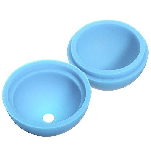 soothiing 6,3cm Silikon Eisförmchen rund Ball Maker Form Trinken DIY