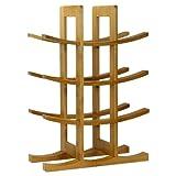 Oceanstar WR114912-bottle Natural Bamboo Wine rack - Best Reviews Guide