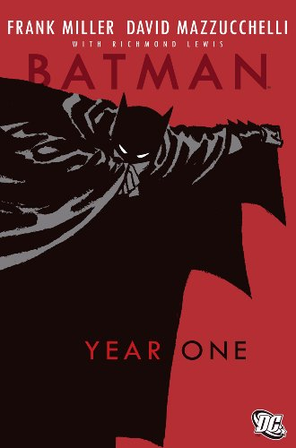 Batman: Year One por Frank Miller