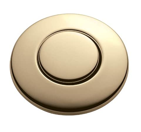 InSinkErator STC-FG SinkTop Switch Push Button, French Gold by InSinkErator