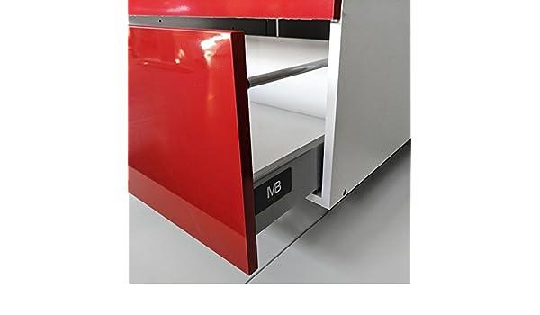 Mon Espace Maison Kit De Coulisses Pour Casserolier L80cm Amazon Fr