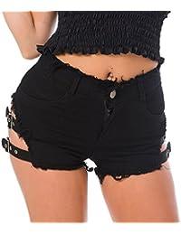 e254918060154a Suchergebnis auf Amazon.de für: hotpants damen jeans sexy - Schwarz:  Bekleidung