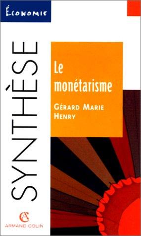 Le monétarisme