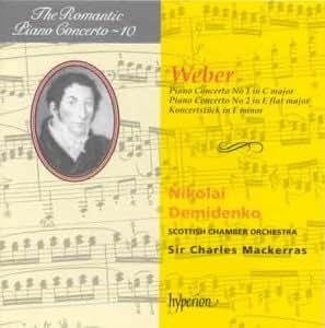 Weber: Piano Concertos