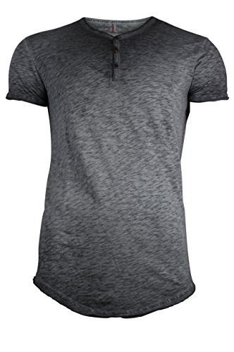 true-prodigy-t-shirt-maniche-corte-uomo-anthracite-small