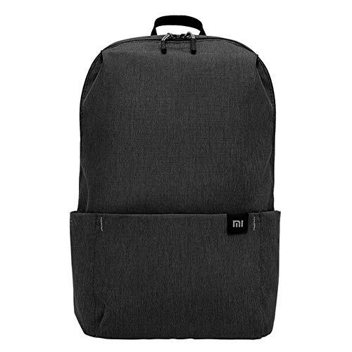 Xiaomi uomini donne 10L zaino idrorepellente petto Pack per viaggi, nero