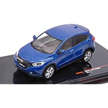 NEW IXO Model MOC204 Honda HR-V Hybrid 2014 Metallic Blue 1:43 MODELLINO