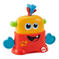 Fisher-Price FHF82 Tote-Along Monsters, Stewart Pals Toy, Multicolor