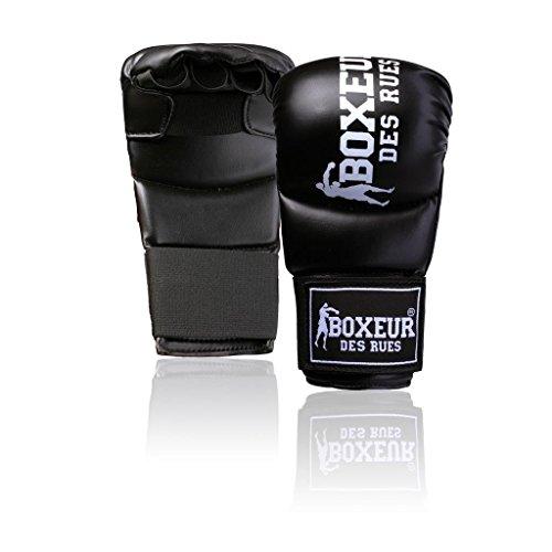 Boxeur Des Rues BXT-5141 Guantes Karate Fit-Box, Unisex