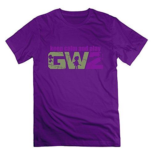 Sophie Warner - T-shirt - Homme - Violet - XL