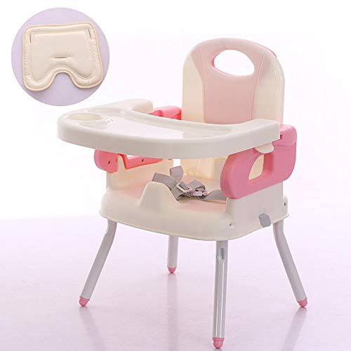 GZ Kinder Esszimmerstuhl Tragbare Kindersitz Multifunktions Klapp Esstisch Stuhl Baby Stuhl Essen Stuhl Kinder Klappstuhl,E,1